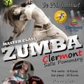 Judo Clermontois : Zumba Master Class, samedi 25 octobre 2014 - Clermont (Oise)