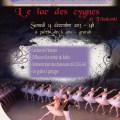 """Bibliothèque : un ballet, une histoire : """"Le lac des cygnes"""" de Tchaïkowski, samedi 14 décembre 2013, 14H - Clermont Oise"""