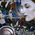 """Exposition """"Rencontre Art et Philosophie"""", du 13 mai au 13 juin 2014 - Clermont Oise"""