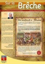 Sur La Brêche - Hors-série culture et patrimoine 2015 - Clermont Oise