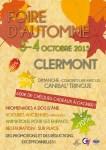 Foire d'Automne 2015 de l'union des commerçants et artisans clermontois, samedi 3 et dimanche 4 octobre 2015 - Clermont Oise