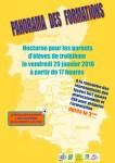 Panorama des formations après la 3ème, vendredi 29 janvier 2016 (Nogent-sur-Oise) - Clermont Oise