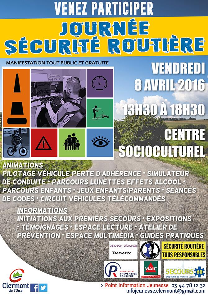 La-ville-de-Clermont-et-le-Point-Information-Jeunesse-organisent-le-vendredi-8-avril-2016-13h30-a-18h30-Centre-Socioculturel-une-Journee-Securite-Routiere