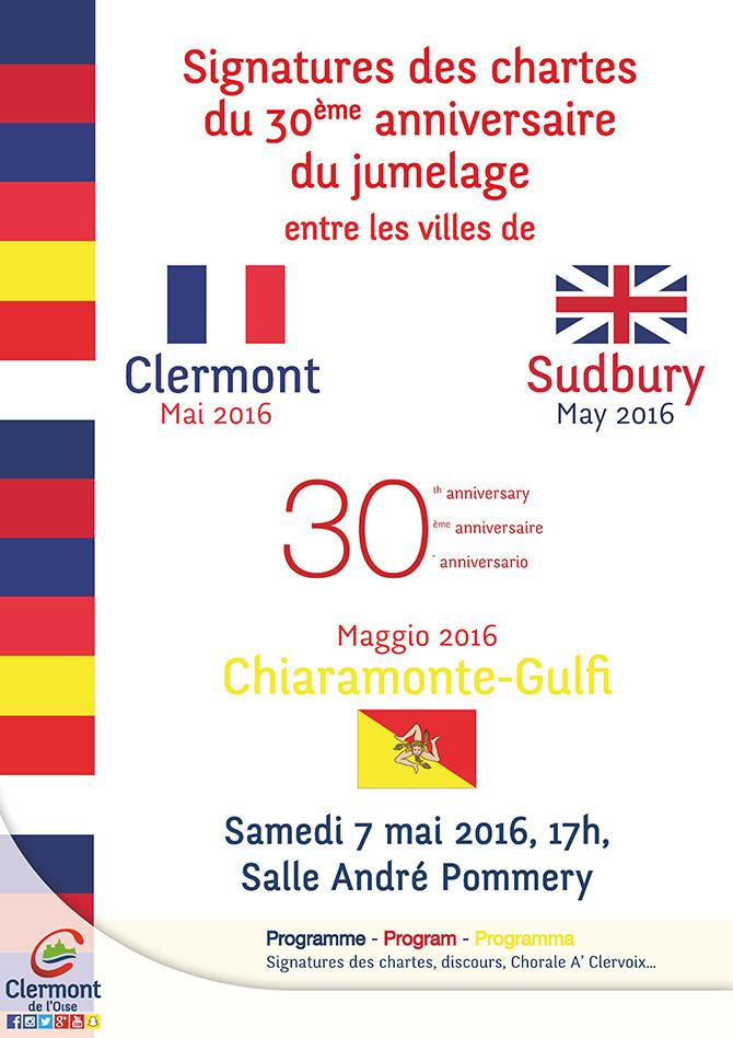 Signatures-des-chartes-du-30eme-anniversaire-du-jumelage-entre-les-villes-de-Clermont-Sudbury-et-Chiaramonte-Gulfi-Samedi-7-mai-2016-17h-Salle-Andre-Pommery-2