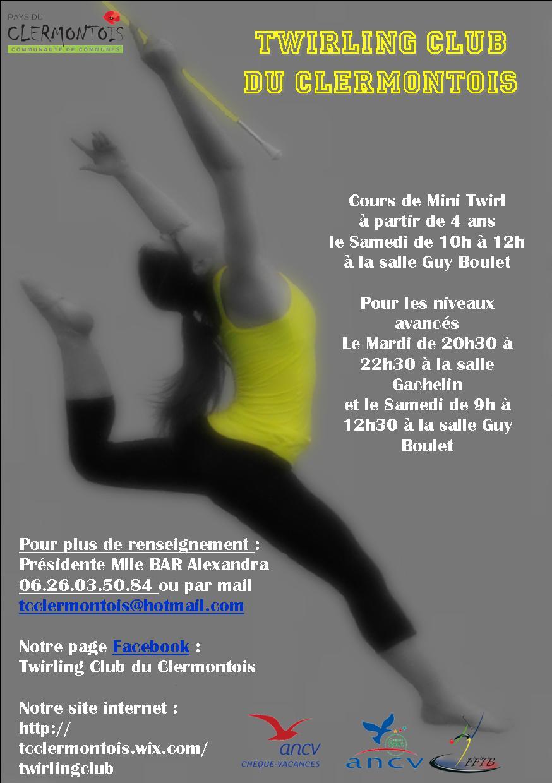 Twirling Club du Clermontois