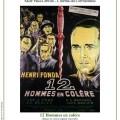 """CinéClap, dans le cadre des toiles du lundi, vous donnez rendez-vous, le 13 mars 2017 à 20h30, cinéma du Clermontois, pour la projection du film """"12 hommes en colère""""."""