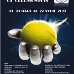 Club Tennis Clermontois - Open CT Clermontois, du 25 mars au 22 avril 2017