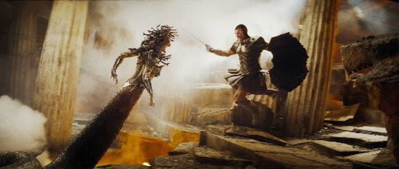 Clash of the Titans' remake shows how 3D effects can be ...