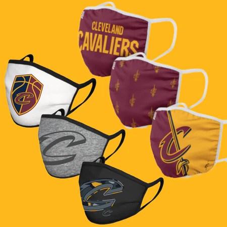 Cavs Masks Affiliate Promo 2020 Cavaliers