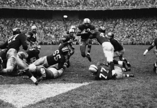 OSU-Michigan 1954: Hopalong Cassady powers Woody Hayes' Buckeyes ...