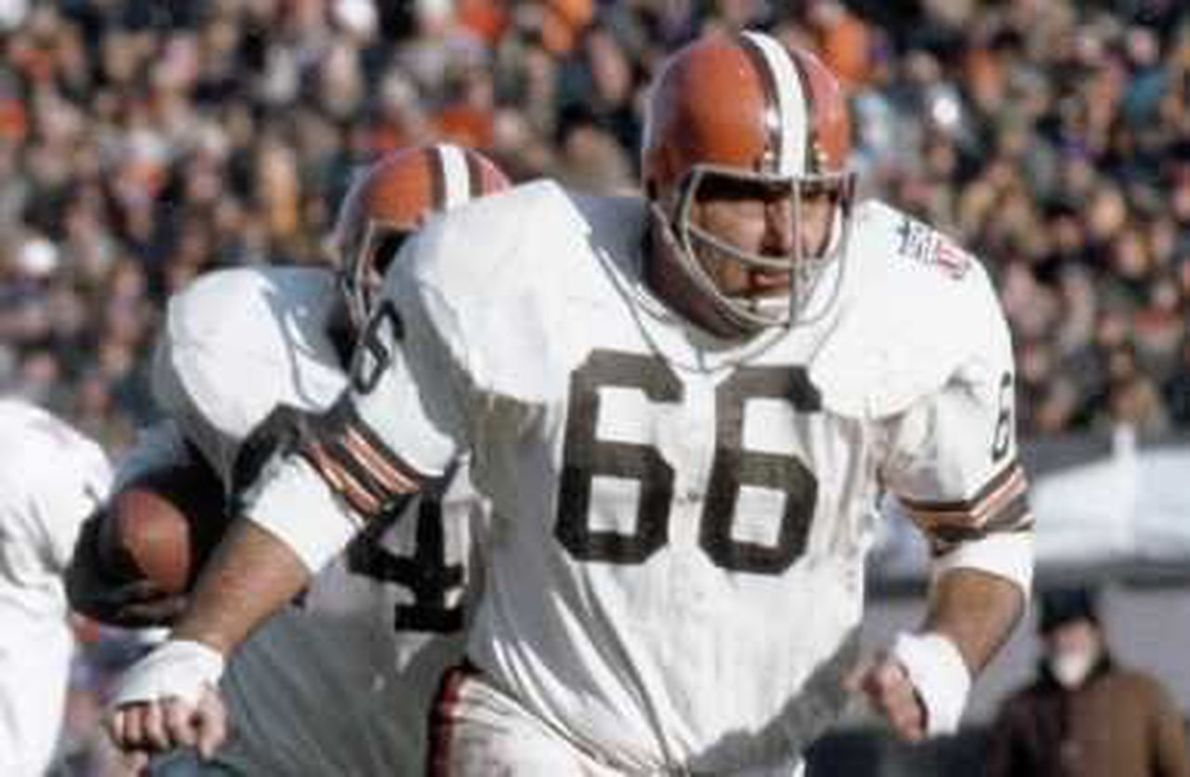 Cleveland Browns' 100 best all-time players: No. 5, Gene Hickerson (video)  - cleveland.com