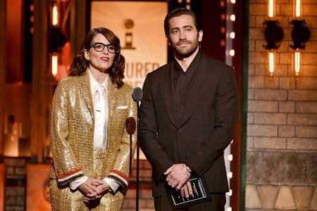 Tina Fey, Jake Gyllenhaal