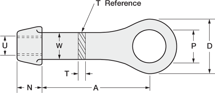 Clevises and Clevis Pins :: Structural Hardware