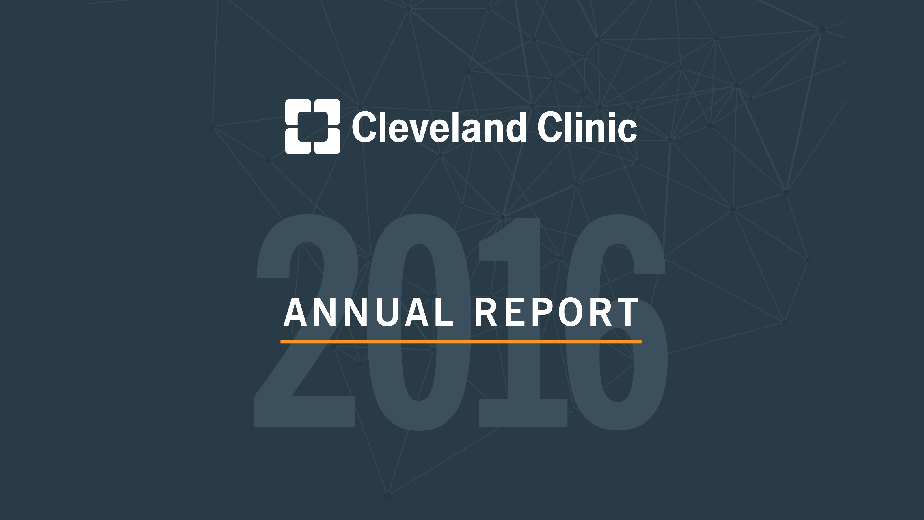 Annual Report 2016 Building Our Future A Look Inside