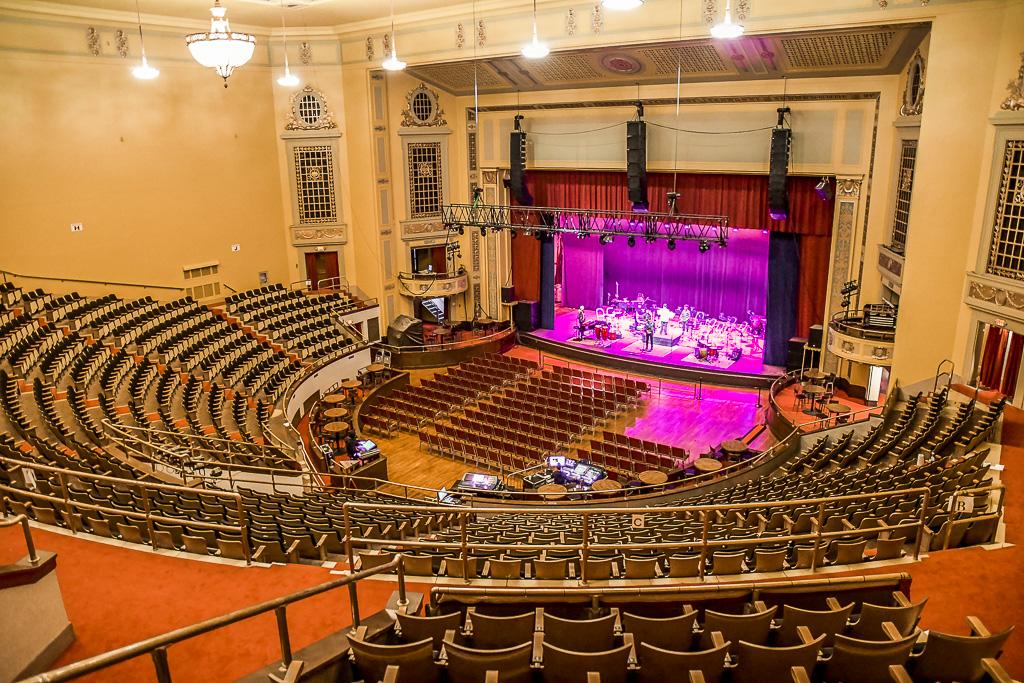 Masonic Cleveland Auditorium  Cleveland Construction Inc