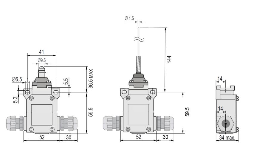 Manhole Switch Fiber Optic Sensing Manhole Switch Fiber