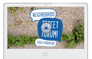 street forum