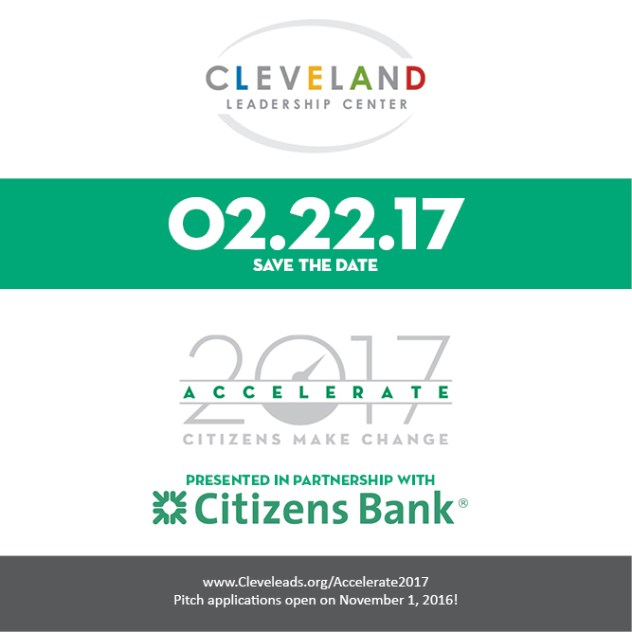 Accelerate 2017 : Citizens Make Change
