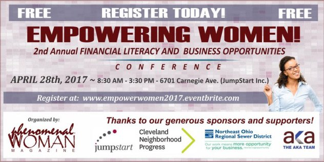 2nd Annual Financial Literacy & Business Opportunities Conference @ JumpStart Inc. | Cleveland | Ohio | United States