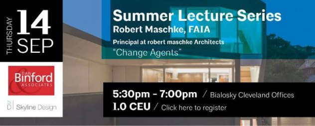 AIA Summer Lecture Series