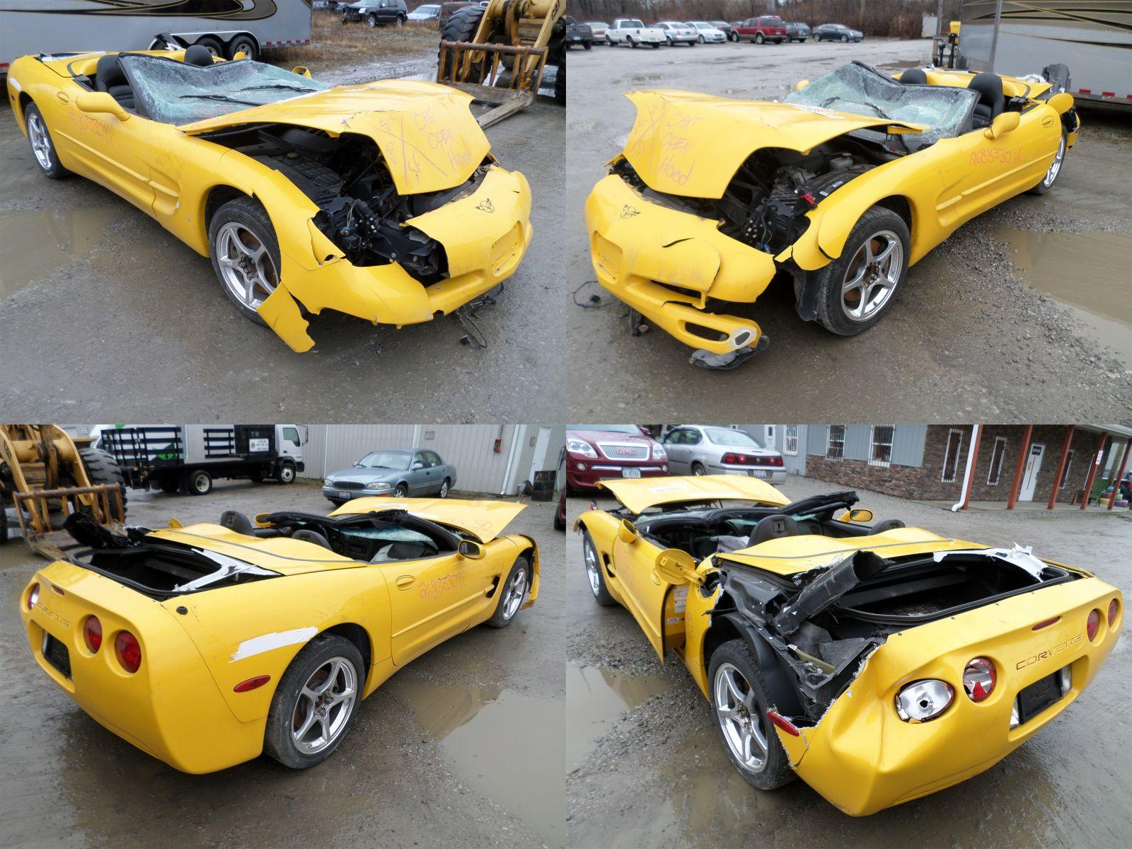 C5 1999 Console Corvette