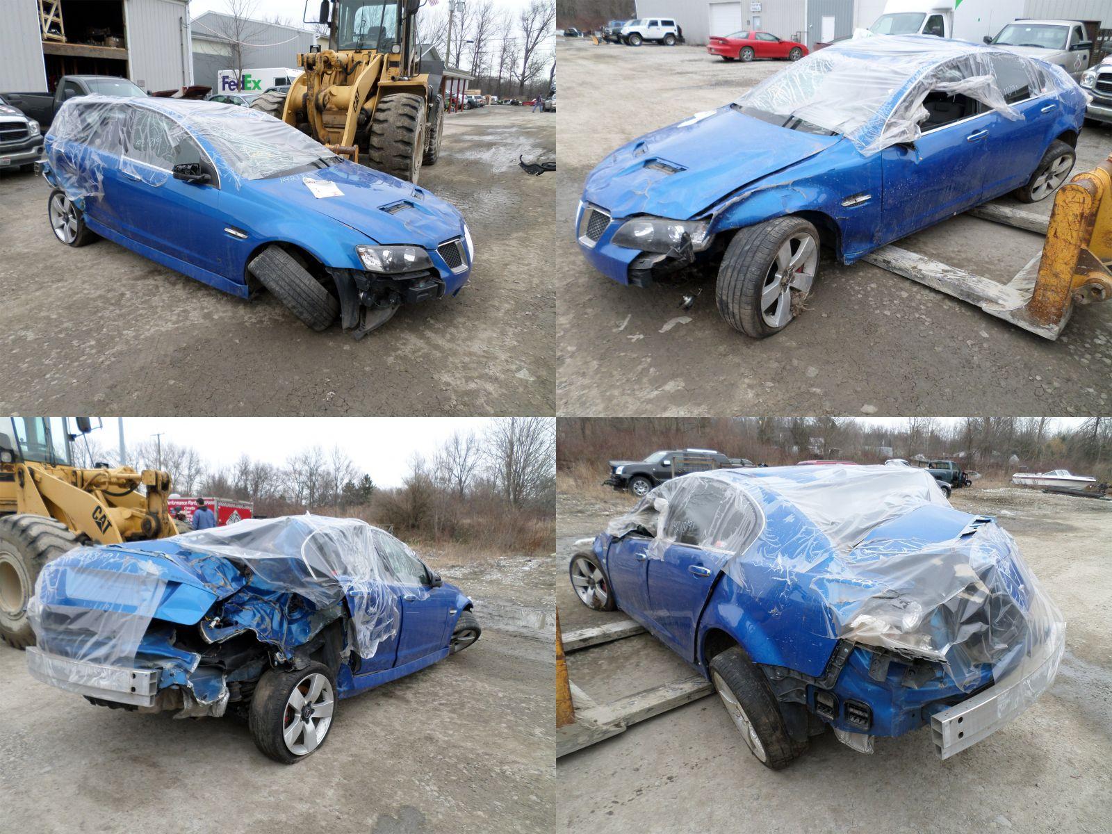 hight resolution of 2009 blue pontiac g8