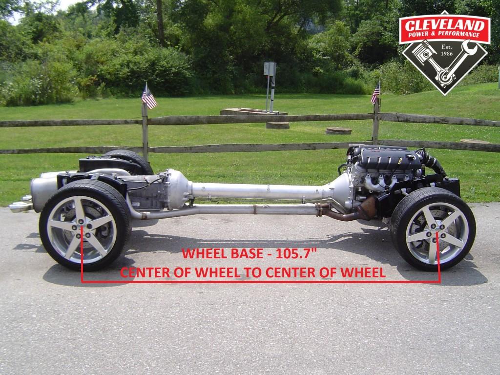 Corvette Frame Measurements