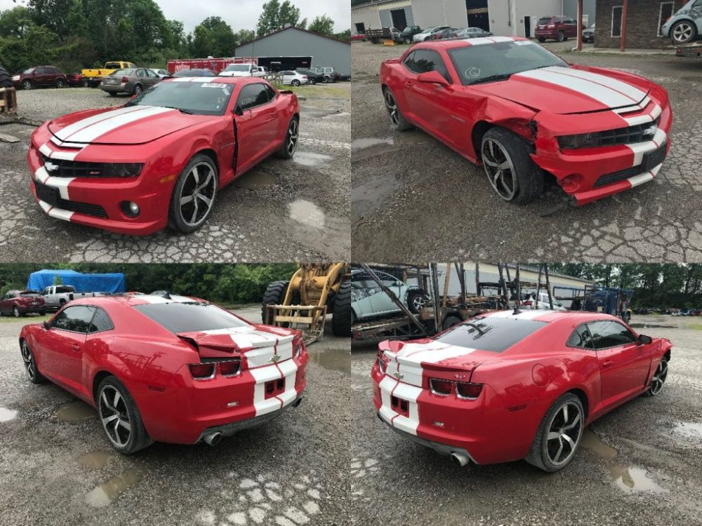 medium resolution of 2010 chevrolet camaro ss w 65k miles