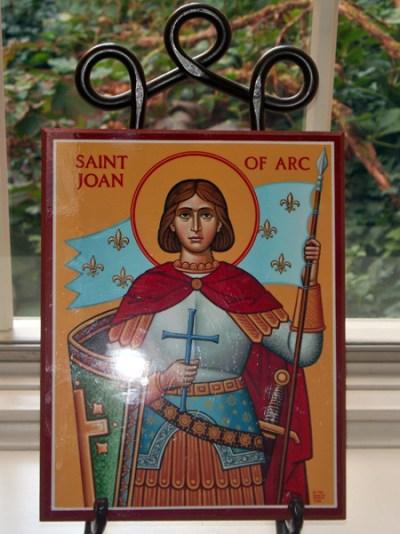 Saint Joan of Arc Church in Chagrin Falls