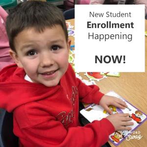 PRE-K Enrollment 2020