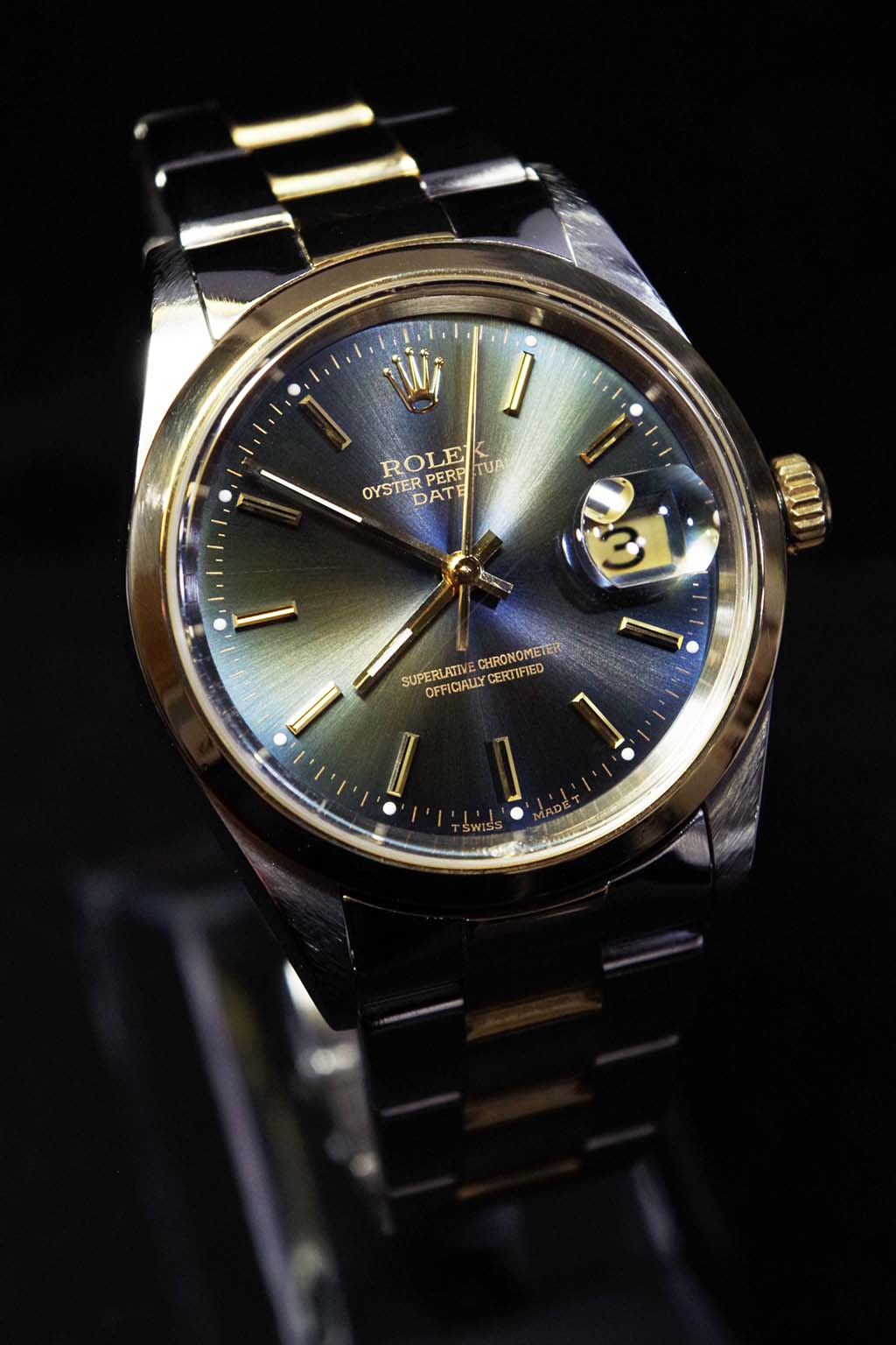 Rolex Oyster Watch Repair