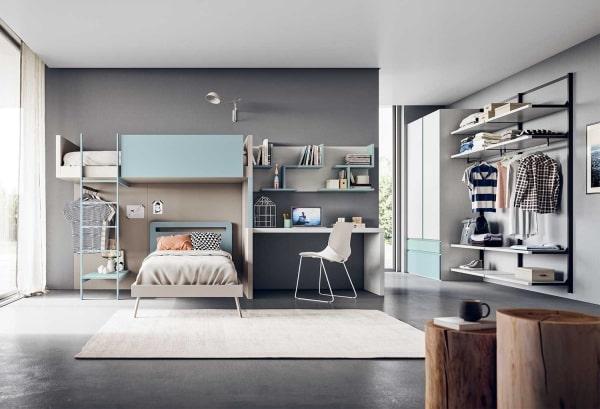 Ecco 8 suggerimenti cromatici, da cui prendere spunto per creare una camera da letto calda e accogliente. News 10 1 Camerette Colorate Per Bambini Super Moderni Clever