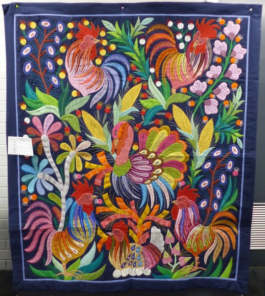 Tentmakers of Cairo at Quilt Encounter 2017