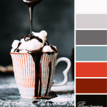 Hot Chocolate color scheme from Clever Chameleon