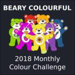 Beary Colourful Bear BOM