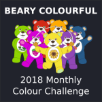 Beary Colourful Bear BOM