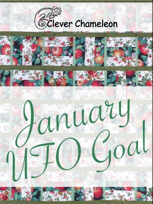 January 2018 monthly goal