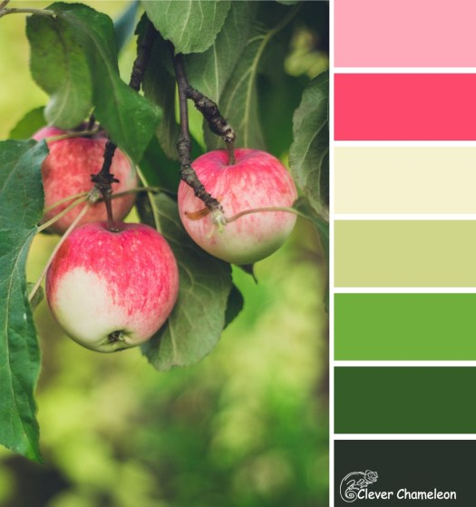 She'll be Apples color scheme from Clever Chameleon