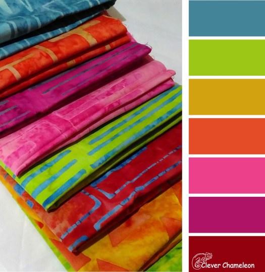 Modern Elementz color scheme by Clever Chameleon