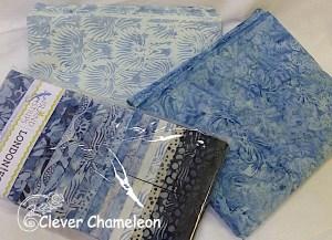 Island Batik London Fog fabric