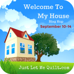 Welcome to My House blog hop