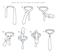 Watch how to tie a bow tie & how to tie a noose