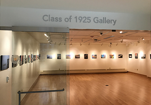 Nancy Rich at University of Wisconsin Class of 1925 Gallery