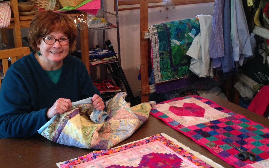 Keeping Memories Alive with Quilts