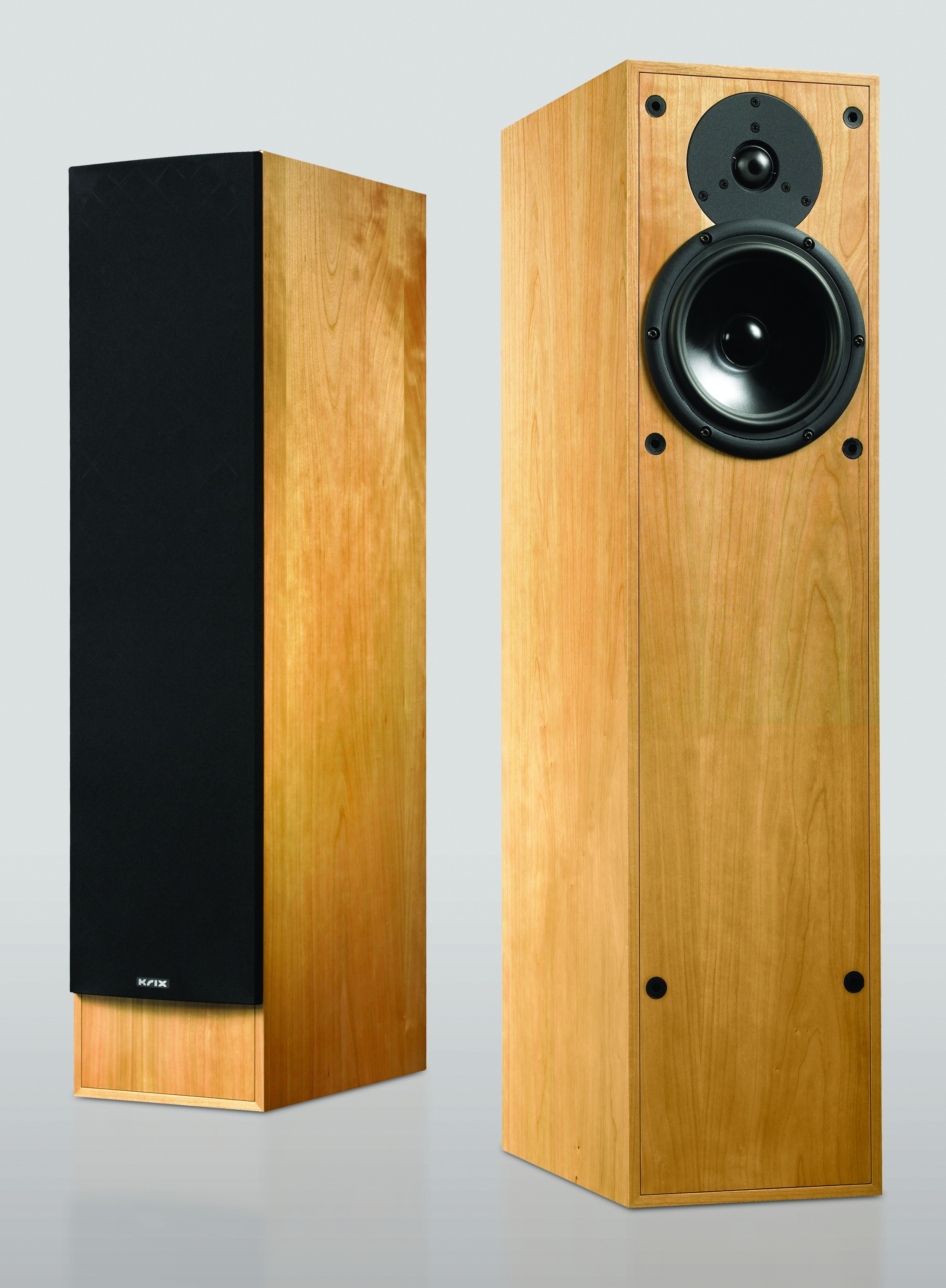 Krix Apex floor standing speaker for home theatre or stereo