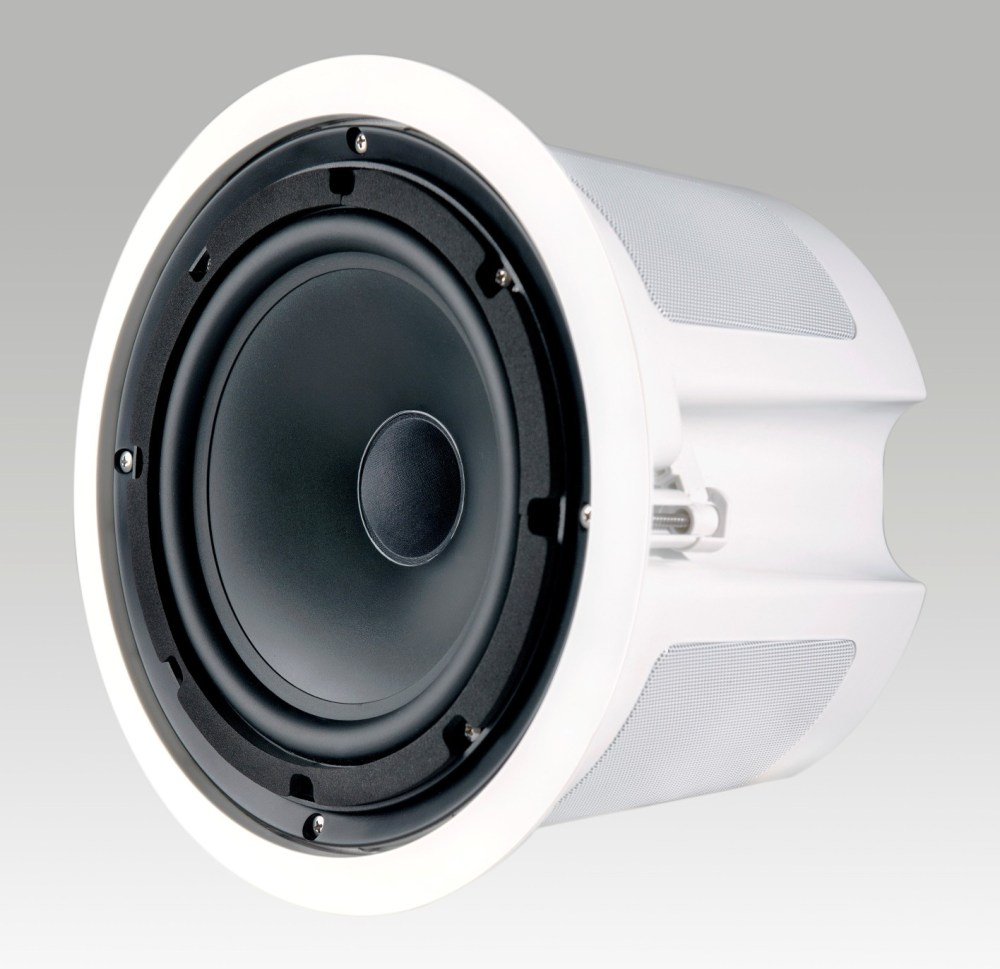 medium resolution of krix stratospherix outdoor 2 way in ceiling speaker photo with grille removed 212kb