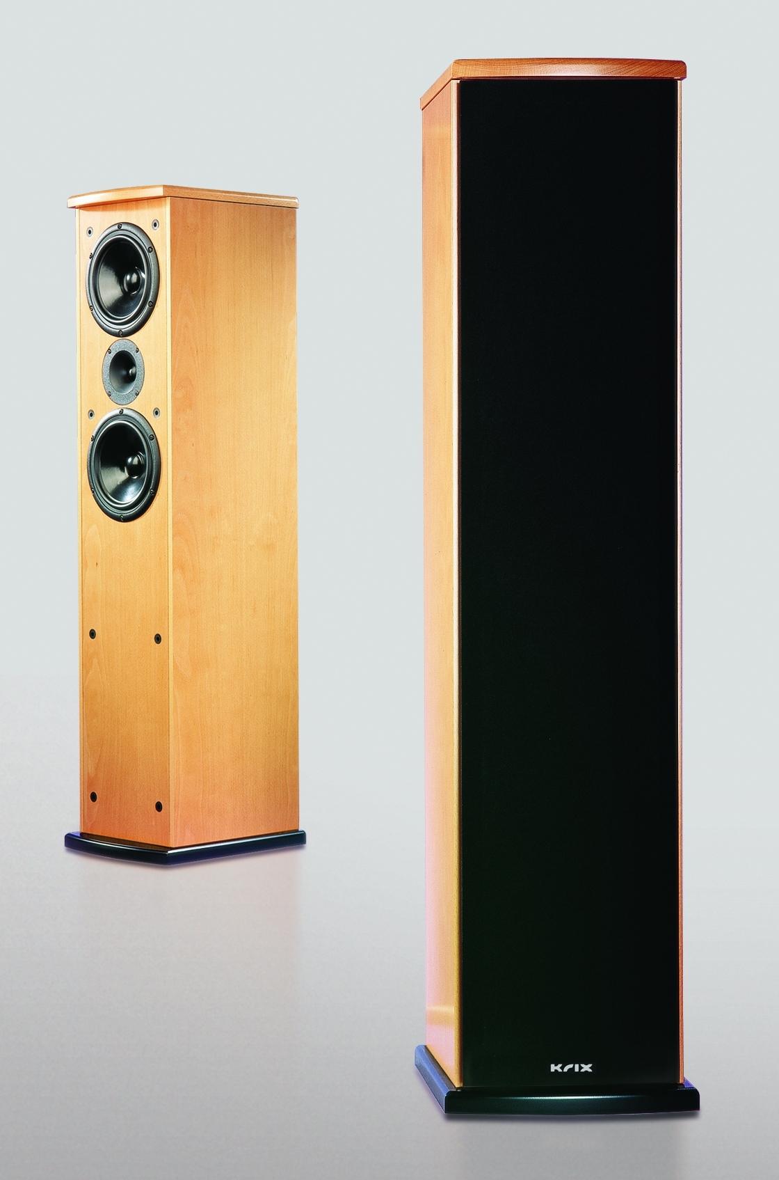 Krix Symphonix floor standing speaker for home theatre or