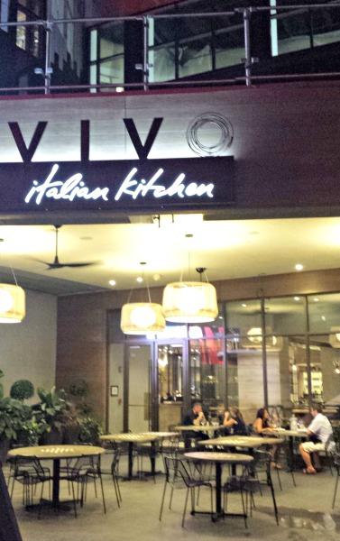 Vivo Italian Kitchen for Tasty Dining on the Universal