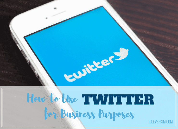 how to use twitter for business advertising