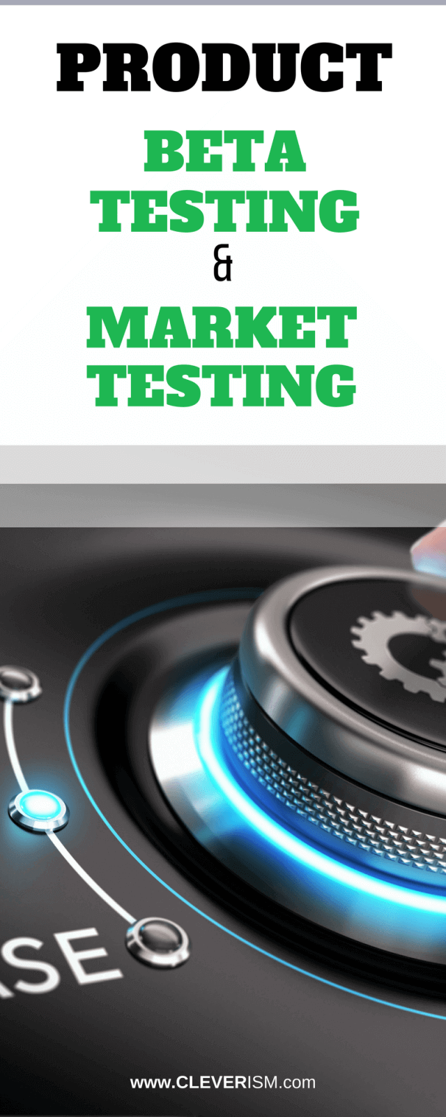Product Beta Testing & Market Testing | Cleverism